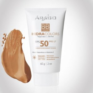 BB Cream HidraColors FPS 50 - Bronze - 60g