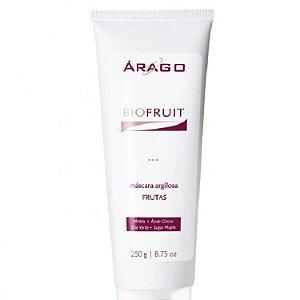 Máscara Argilosa de Frutas BioFruit - 250g