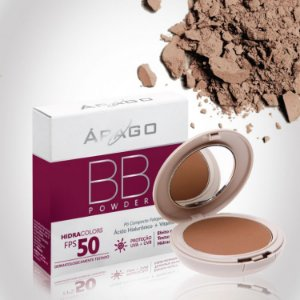 BB Powder Hidracolors FPS 50 - Bronze - 12g