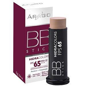 BB Stick HidraColors FPS 65 - Bege - 16g