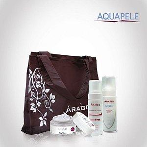 Kit AquaPele 45+ home care