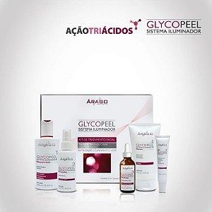 Kit GlycoPeel profissional - Peeling 3 em 1