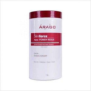 SlimForce Creme Nano POWER REDUX 5% - 1kg