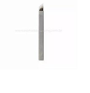 Agulha para Tebori - Microblading 07 agulhas - Flex - Unidade