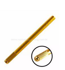 Caneta para Tebori - Microblading - Esterilizável - Dourada