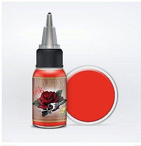 Pigmento Iron Works Vermelho Alaranjado - 15ml