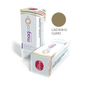 Pigmento Mag color 15ml - Castanho Claro