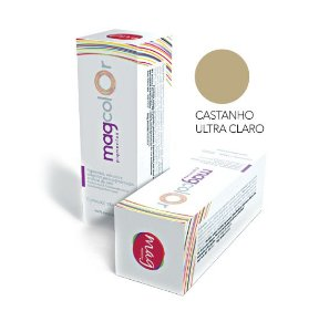 Pigmento Mag color 15ml - Castanho Ultra Claro