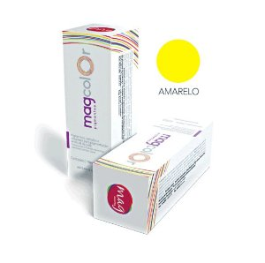 Pigmento Mag color 15ml - Amarelo