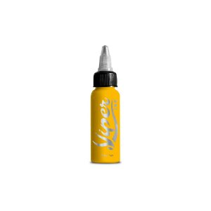 Viper Ink 30ml - Amarelo Ouro