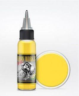 Tinta Iron Works Amarelo Canario 30ml