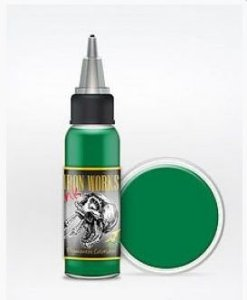 Tinta Iron Works Verde Folha 30ml