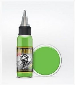 Tinta Iron Works Verde Limão 30ml