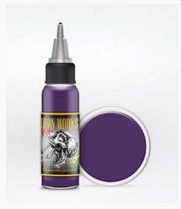 Tinta Iron Works Purpura 30ml
