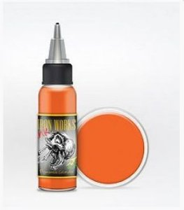 Tinta Iron Works Laranja 30ml