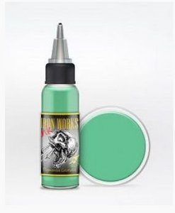 Tinta Iron Works Verde Agua 30ml