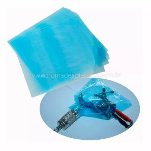 Protetor descartável para máquina de tatuagem - 100 und