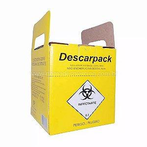 Caixa Coletora Descarpack 13 Litros