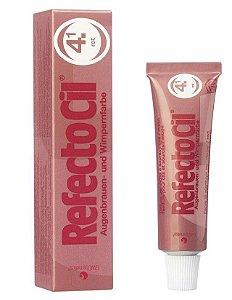 Refectocil tintura para sobrancelhas e cilios - vermelho 4.1