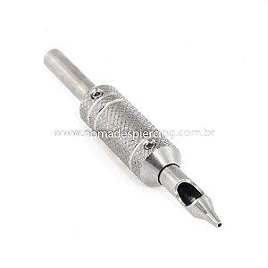 Biqueira de Aço Grip 16mm Traço/Bucha - 5 agulhas