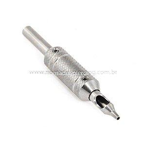Biqueira de Aço Grip 16mm Traço/Bucha - 13 agulhas