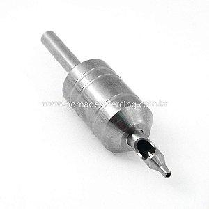 Biqueira de Aço Grip 25mm Traço/Bucha - 15 agulhas