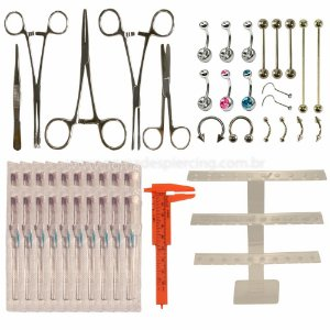 Kit Body Piercing 02