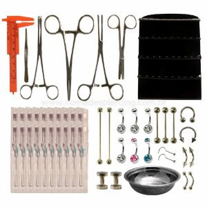 Kit Body Piercing 03