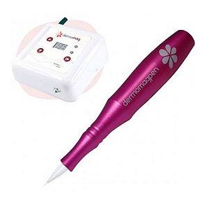 Kit Dermógrafo DermoMag Pen - Rosa