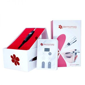 Dermógrafo Dermomag Pen + Fonte Duo