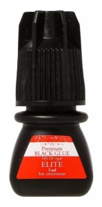 Cola Alongamento - Vermonth 03ML PREMIUM BLACK GLUE HS-10 TYPE ELITE