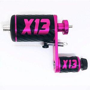 Máquina Rotativa Nacional X13 +CABO ° PINK