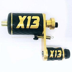 Máquina Rotativa Nacional X13 + CABO ° GOLD