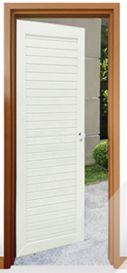 Porta Lambril em PVC - Com Primer Branco