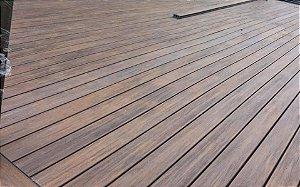 Kit Deck 3m² Madeira Plástica