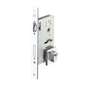 Fechadura Rolete Para Porta Pivotante IMAB 4700 - Chave Multiponto
