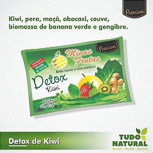 Detox De Kiwi c/ Biomassa (10 un.)