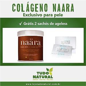 Colágeno Naara - Exclusivo Para Pele