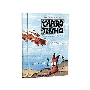 [COMBO CAPIROTINHO 1] Dois exemplares + Ilustração exclusiva do autor