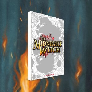 [COMBO THE MIDNIGHT WITCH] Um exemplar + Brindes exclusivos