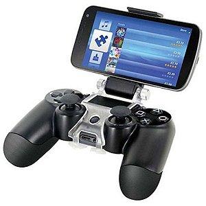 Suporte de controle Ps4 Playstation para Smartphone Celular e iPhone