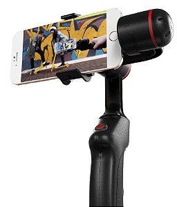 Estabilizador de imagem Gimbal para Smartphone Wenpod da Wewow Sp1 com 2 eixos