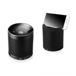 Caixa De Som Bluetooth com Receptor Wireless Mp3 Usb modelo Q3