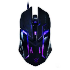 Mouse Game X-Soldado Gm-600 E Cabo De Nylon