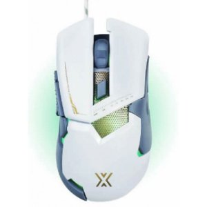 Mouse Game X Soldado Gm-720 E Cabo De Nylon