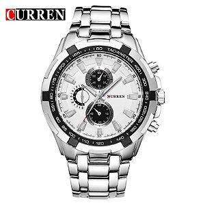 3d8c2223b3c Moda masculina relógio preto racer honda london - Multiplace