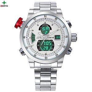 7d8683b43f3 Relógio CURREN 19 - Loja Kemmer