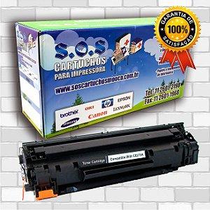 Toner Compatível HP CE278A (100% NOVO)