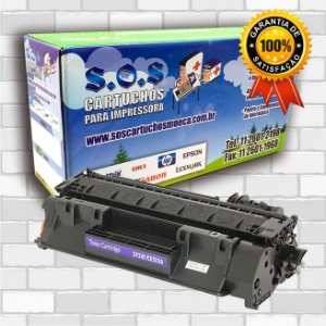 Toner Compatível HP CF280A/CE505A (100% NOVO)