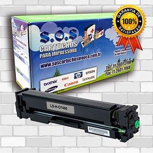TONER COMPATÍVEL COM HP CF400A PRETO (100% NOVO)